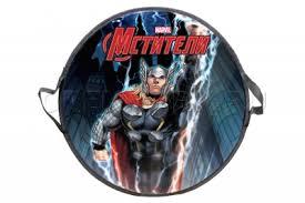 <b>Ледянка</b>-сэндвич <b>1Toy</b> Т58171-1 <b>Marvel Thor</b>, размер 52 х 2 см ...