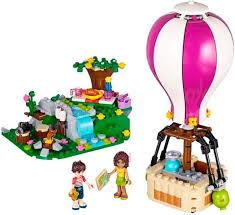 Конструктор <b>Lego Friends 41097 Воздушный</b> шар купить ...