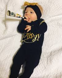 "Ashley Prewett on Twitter: ""Happy #NewYearsEve from our party baby 🎉✨  @caprewett… """