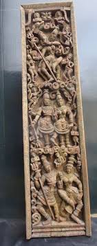 detailed wooden wall panel india