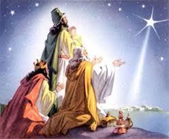 Resultado de imagen para reyes magos y jesus