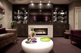 Basement Apartment Design Ideas Cool 48 Stunning Ideas For Designing A Contemporary Basement