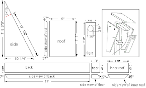 eastern bluebird house plans.  Eastern Peterson Nest Box And Eastern Bluebird House Plans G
