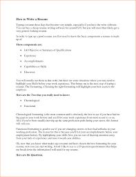 Typing A Resume Typing A Resume Resume Templates 5