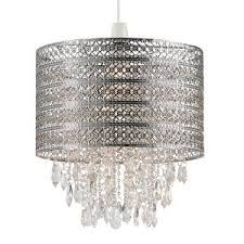 majestic drum shaped diy chandelier shades lighting. 30cm majestic metal drum pendant shade shaped diy chandelier shades lighting g