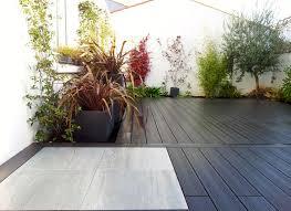 Terrasse Bois Composite Aux Sables Dolonne Seven Garden