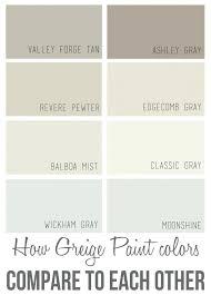 benjamin moore seattle mist nine fabulous warm gray paint colors