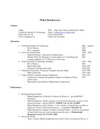 No Job Experience Required No High School Student Resume Resume