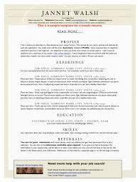 Resume Bio Example Inspiration Resume Bio Template Commily