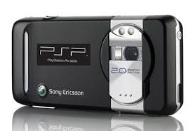 sony game phone. the sony game phone