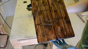 shocking how to make new wood look old barn door part of making trend and with