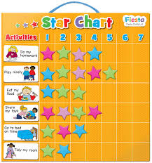 The Room Three Star Chart Details About Fiesta Crafts Magnetic Star Chart Educational Childrens Toy