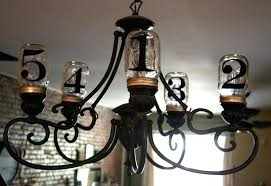 mason jar chandelier wiring kit dazzling with 5 glass and black metal frame brick stone idea lamp