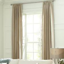 single panel curtain. Single Panel Curtain Linen For Sliding Glass Door T