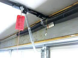 low ceiling garage door opener low headroom garage door opener com ceiling mount garage door opener