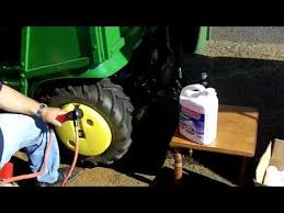 Tire Fill For Weight My Tractor Forum