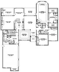 Modern 5 Bedroom House Plans House With 5 Bedroom And 3 Bathroom Fotohousenet