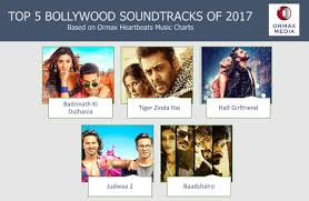 Bollywood Top Chart 2017