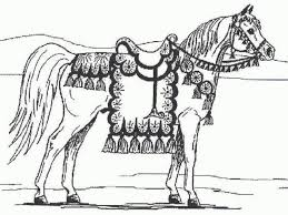 Small Picture Horse Coloring Pages Printable Coloring Pages