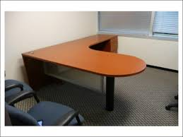 used hon l shape desks