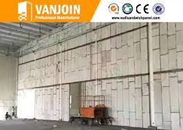 eps soundproof precast concrete wall panels partition lightweight composite panels