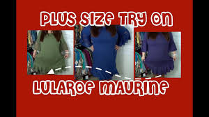 Lularoe Maurine Size Chart Plus Size Try On Of Lularoe Maurine