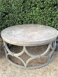 wood accent table contemporary rowan od small outdoor coffee table concrete round me gardens