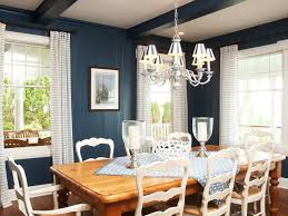 french country dining room painted furniture. blue french country style dining room painted furniture