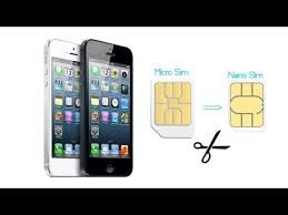 iphone 5 how to convert micro sim card