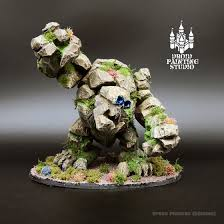 hammer commander painted model