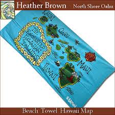 beach towel designs. Heather Brown Design To Beach Towels BEACH TOWEL HAWAII Maps Towel Designs