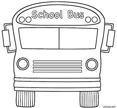 Coloriage Dessin Bus Enfant 42 Dessin