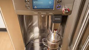ge cafe refrigerator reviews. Interesting Cafe GEu0027s Cafe Series Smart Fridge Is A Wannabe Barista Pictures To Ge Refrigerator Reviews R