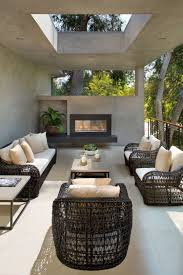 perfect decoration outdoor living room furniture 40 best outdoor living spaces as a resting place with