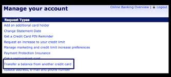 ask for a credit limit increase managing credit cards online banking tesco bank