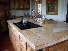 glamorous kitchen countertop ceramic tile countertops tiles are heat resistant