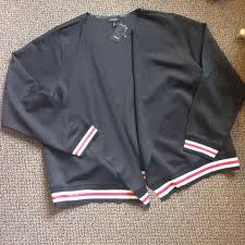 Nwt Torrid Size 4 Soft Varsity Jacket So Soft And