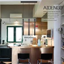 pendant lights modern kitchen lamp dining room bar counter pipe rh dhgate com kitchen spot