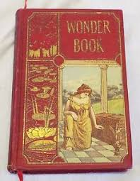 image is loading late 1800s early 1900s the wonder book nathaniel