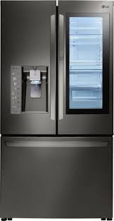 Charlotte Refrigerator Repair Lg Instaview Door In Door 235 Cu Ft French Door Counter Depth