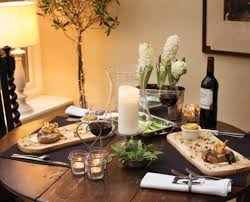 tips for the ultimate romantic dinner for two