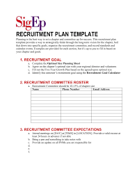 Recruitment Plan Template 224224224c224b224e224df224d22468eb8224a24bbcf24224224f24png 23