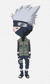 Kakashi Hatake Vẽ Chibi Naruto, Chibi, phim hoạt hình, nghệ thuật png