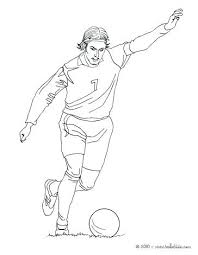 Soccer Coloring Pages Pdf Free R Coloring Pages Sheets Printable