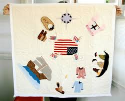 Early American History Timeline Quilt | Waterhouse Guild & Early American History Timeline Quilt Adamdwight.com