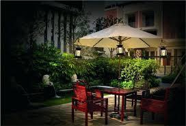 luxury solar powered patio umbrella and outdoor umbrella light patio umbrella