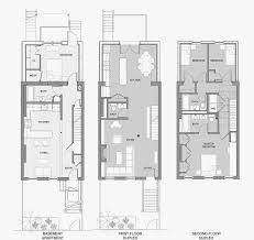 elegant victorian row house plans luxury 3 story floor