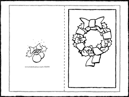 Kerstmis Colouring Pages Kiddicolour