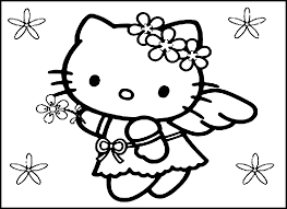 Small Picture Elegant Hello Kids Coloring Pages 29 In Coloring Books with Hello