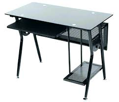 ikea office table. Black Desks Ikea Glass Computer Desk Gloss Corner Home Office Ration Design Interior Ideas Table